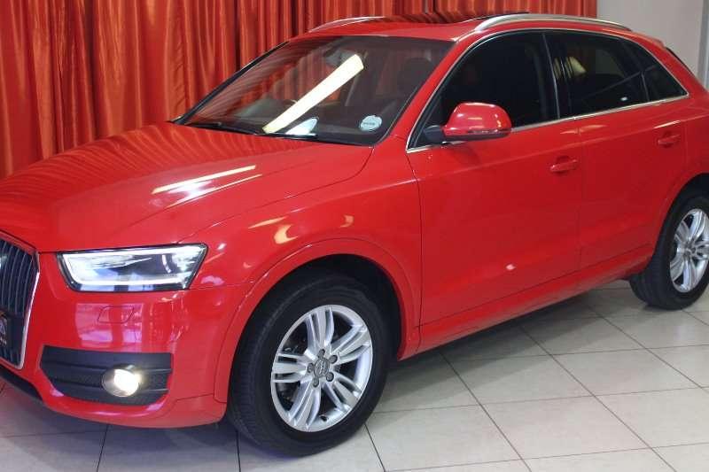 Audi Q3 2.0T quattro auto 2013