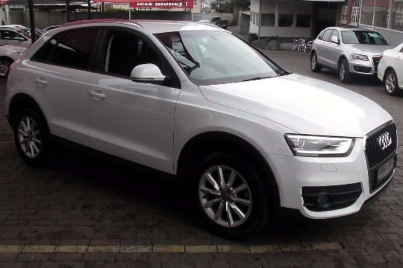 2003 audi q3 2 0tdi crossover suv fwd cars for sale in gauteng r 214 900 on auto mart. Black Bedroom Furniture Sets. Home Design Ideas