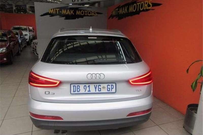 Audi Q3 2.0TDI SE 2014