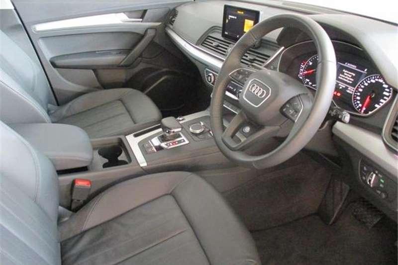Audi Q5 2.0TDI Quattro 2017
