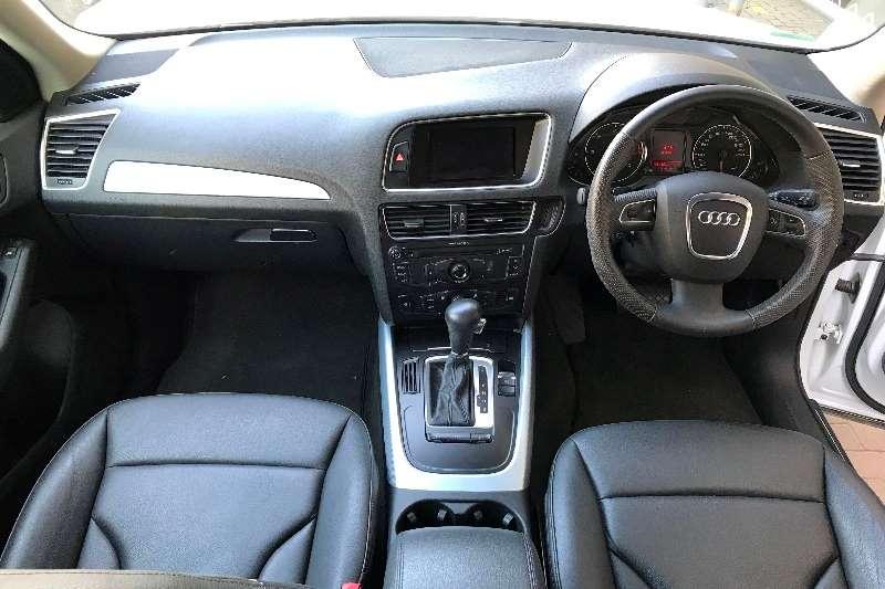 Audi Q5 2.0TDI S quattro auto 2012