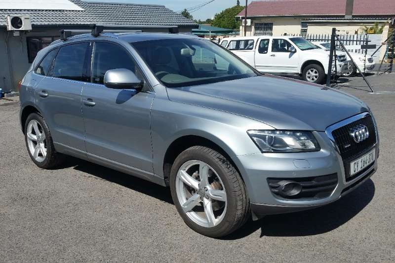 2009 audi q5 3 0tdi quattro crossover suv awd cars for sale in western cape r 249 995 on. Black Bedroom Furniture Sets. Home Design Ideas