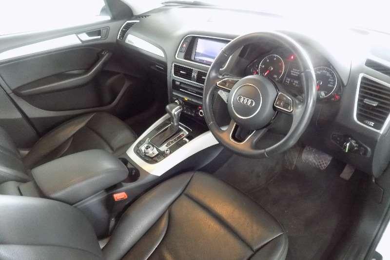 Audi Q5 3.0TDI SE quattro 2013