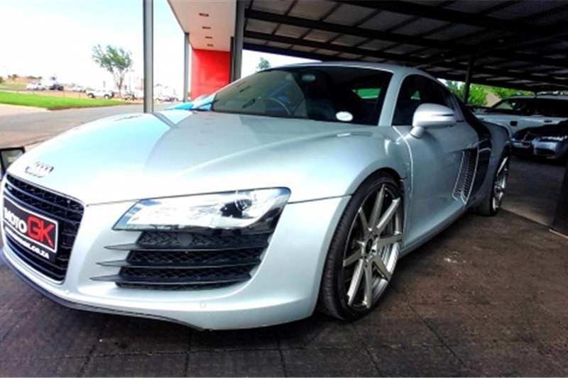 2009 audi r8 4 2 v8 fsi quattro cars for sale in north. Black Bedroom Furniture Sets. Home Design Ideas