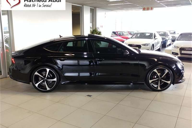 2017 Audi Rs7 Sportback Quattro Fastback Petrol Awd Automatic Cars For Sale In Gauteng