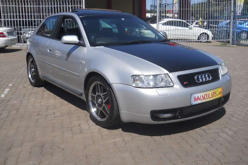 2002 audi s3 quatro cars for sale in gauteng r 95 000 on auto mart. Black Bedroom Furniture Sets. Home Design Ideas