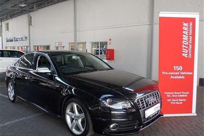 Audi S4 Quattro auto 2011