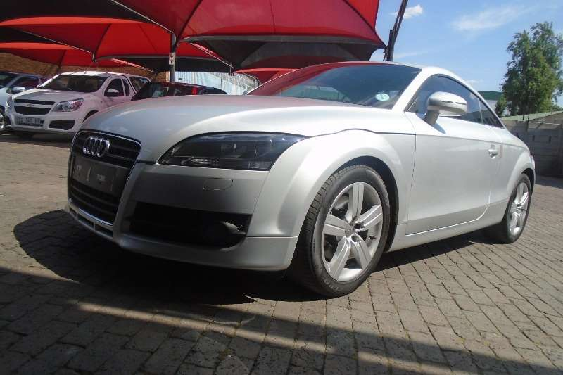 2008 audi tt 2 0t s tronic coupe fwd cars for sale in gauteng r 154 900 on auto mart. Black Bedroom Furniture Sets. Home Design Ideas