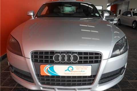 Audi TT 2.0TFSI A/T 2007