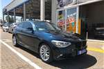 BMW 1 Series 118i 3 door auto 2015