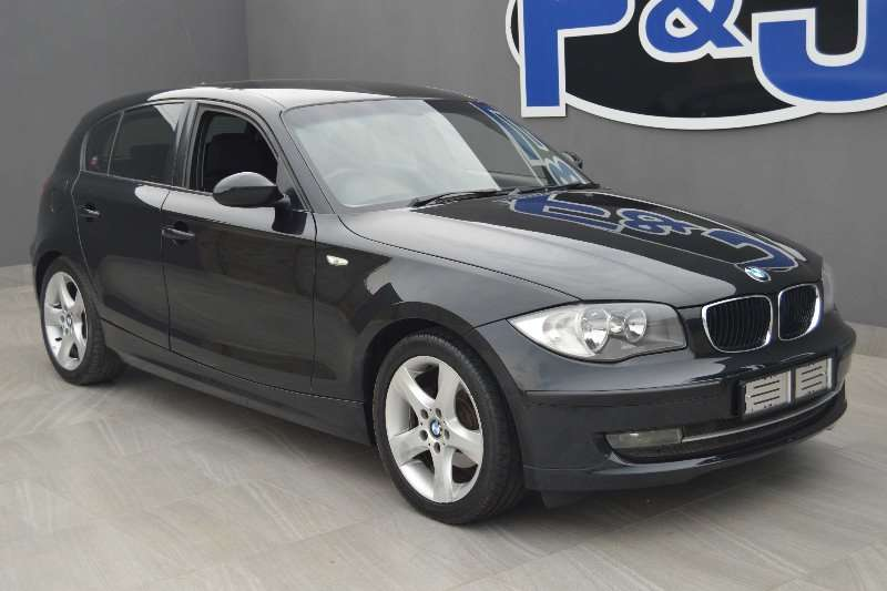 2008 BMW 1 Series 118i 5 door Hatchback ( Petrol / RWD / Manual ...