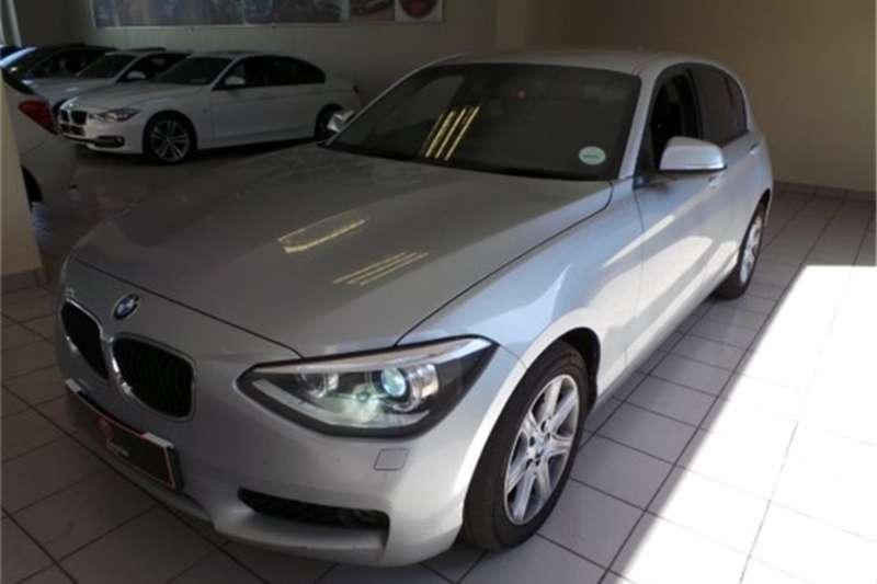 BMW 1 Series 118i 5 door 2015