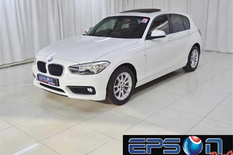 BMW 1 Series 118i 5-door auto 2016