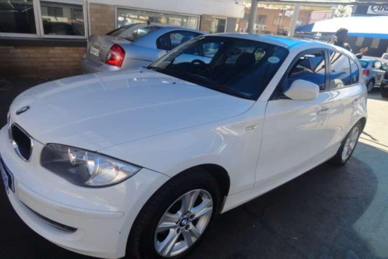 BMW 1 Series 118i 5 door Exclusive 2010