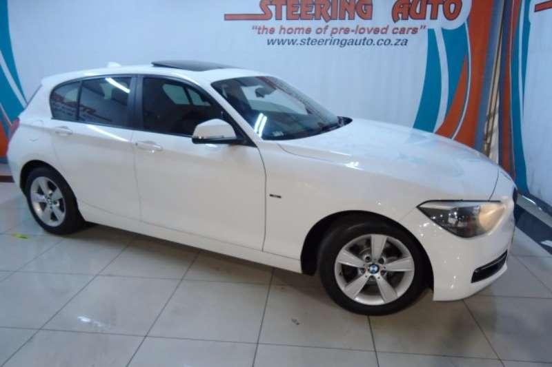 BMW 1 Series 118i 5-door Sport Line 2012