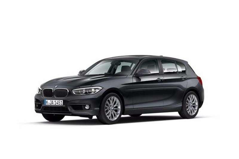 BMW 1 Series 118i Auto 2017