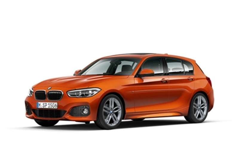 BMW 1 Series 120d 5 door M Sport auto 2017