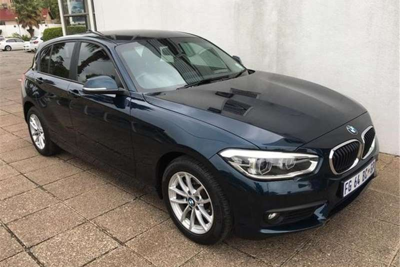 BMW 1 Series 120i 5-Door Auto 2016
