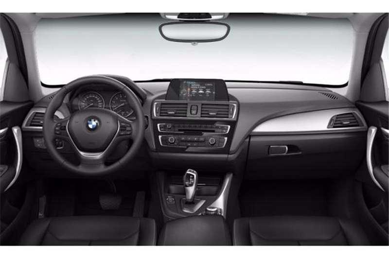 BMW 1 Series 120i 5-Door Auto 2017