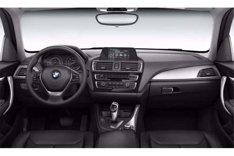 BMW 1 Series 120i 5-Door Auto 2017