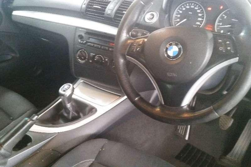 BMW 1 Series 120i 5 door Exclusive 2008