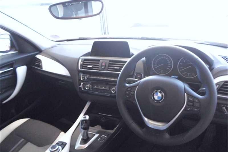BMW 1 Series 120i 5 door Urban auto 2017