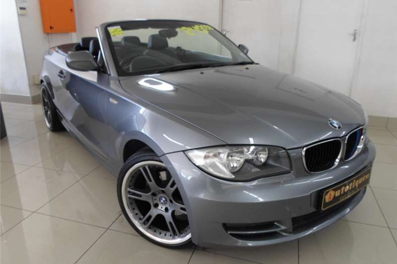 2011 bmw 1 series 125i convertible m sport convertible petrol rwd manual cars for sale. Black Bedroom Furniture Sets. Home Design Ideas
