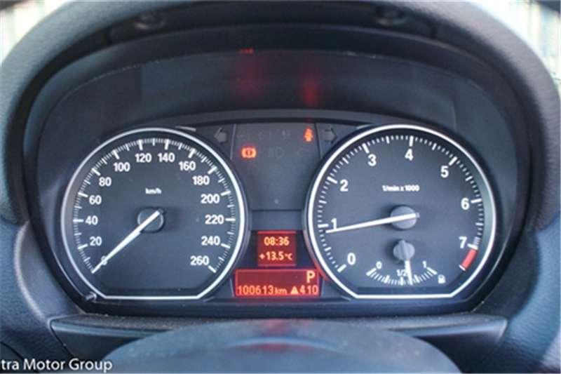 BMW 1 Series 125i convertible steptronic 2008