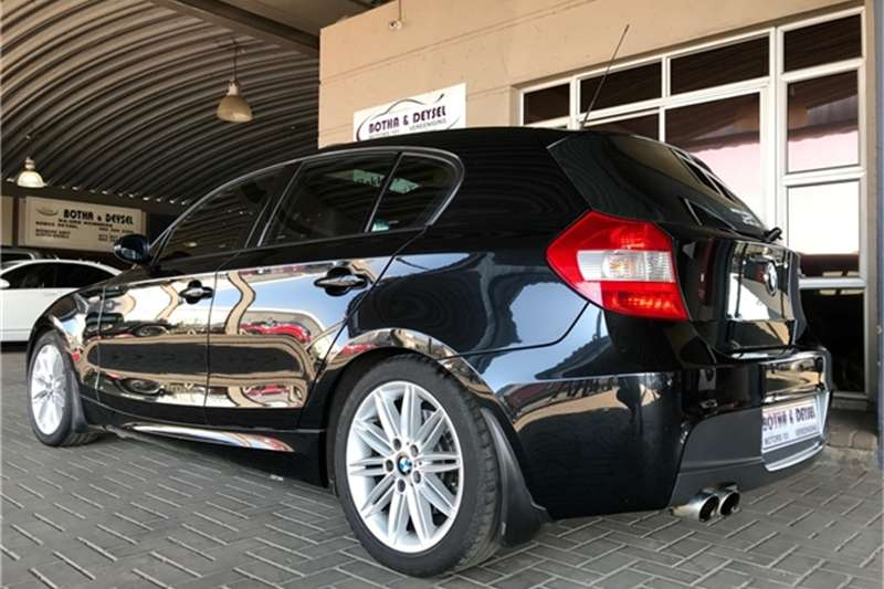 BMW 1 Series 130i 5 door M Sport 2007