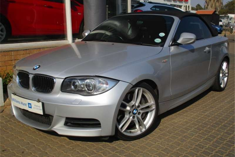 BMW 1 Series 135i convertible steptronic 2010