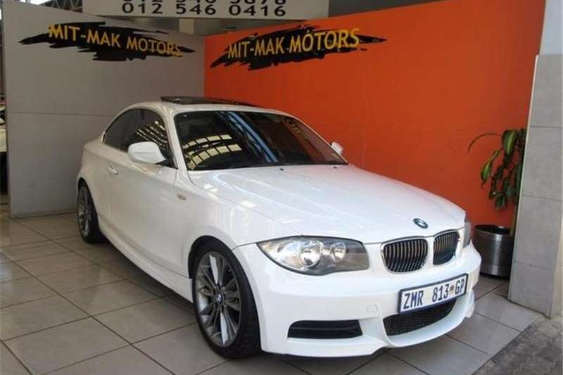 BMW 1 Series 135i coupe 2010