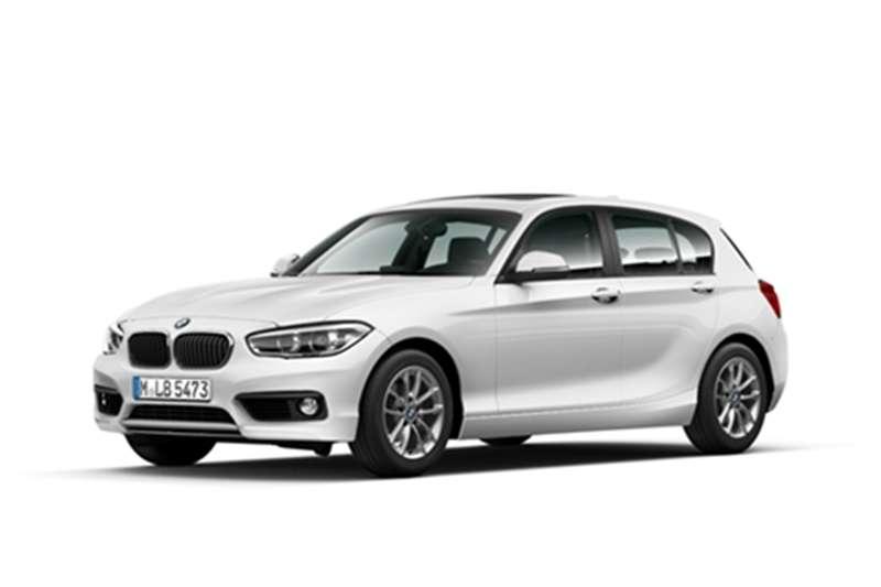 BMW 1 Series 5 door auto 2017