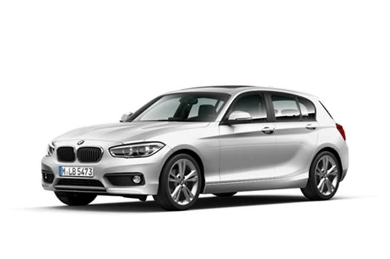 BMW 1 Series 5 door auto 2017