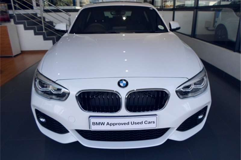 BMW 1 Series 5 door M Sport auto 2017