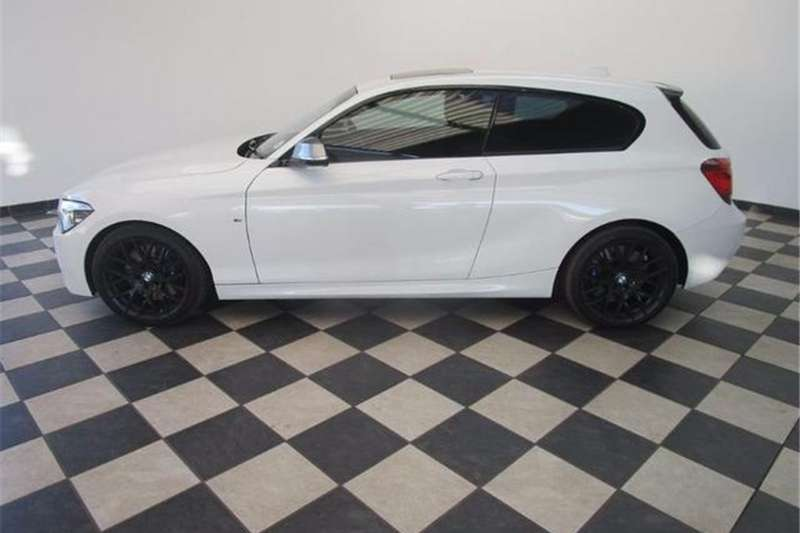 BMW 1 Series M135i 3 door auto 2013