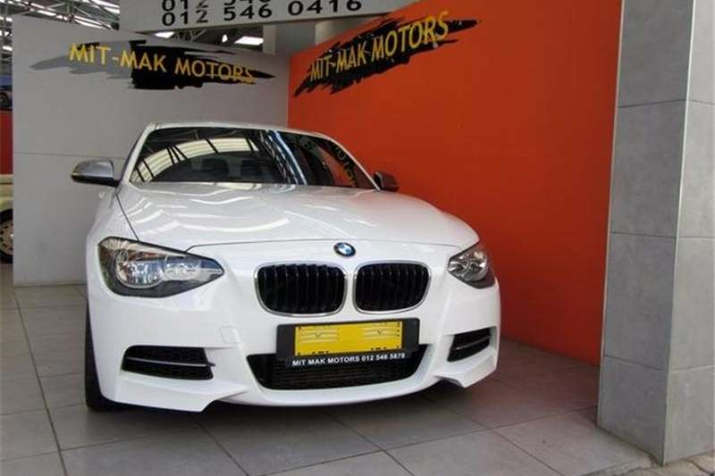 BMW 1 Series M135i 5 door 2013