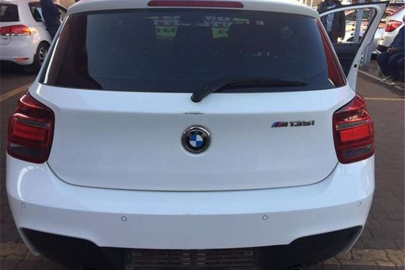 BMW 1 Series M135i 5-door 2014