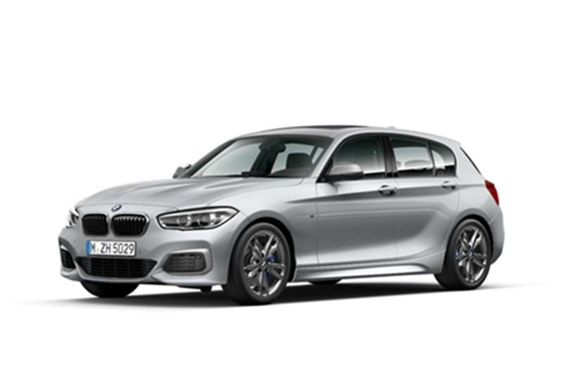 BMW 1 Series M135i 5-door sports-auto 2016