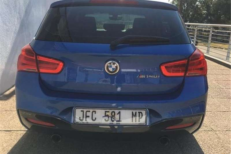 BMW 1 Series M140i 5 Door Auto 2017