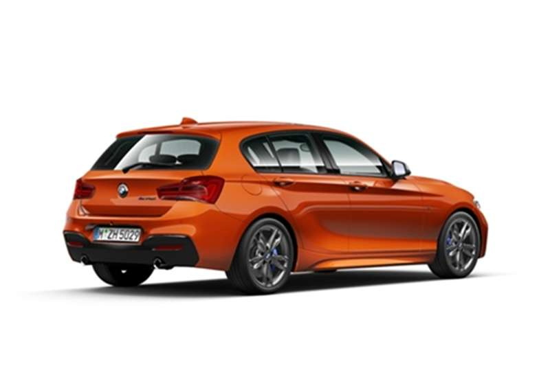 BMW 1 Series M140i 5 door sports auto 2017