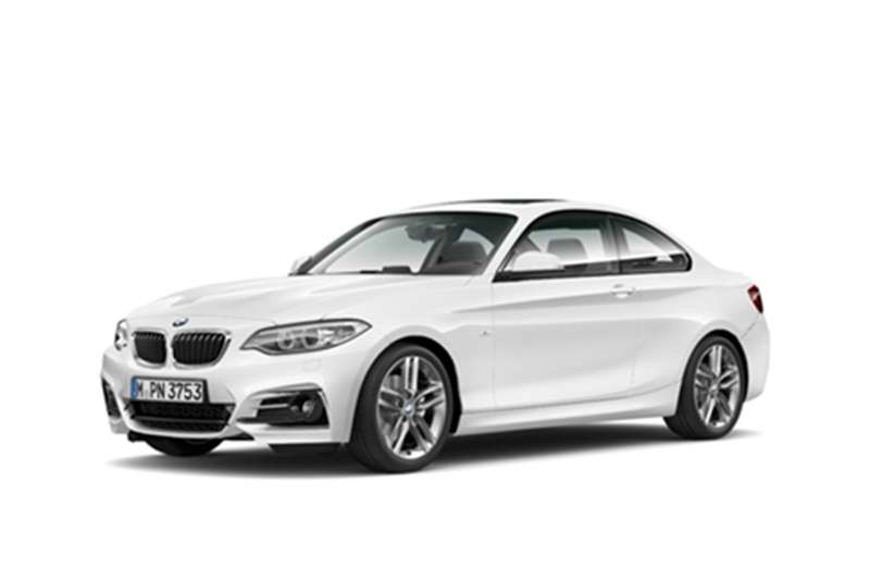 BMW 2 Series 220d coupe M Sport auto 2017