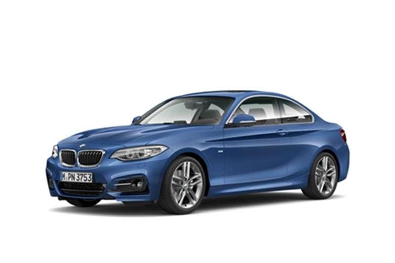 BMW 2 Series 220d coupe M Sport auto 2017