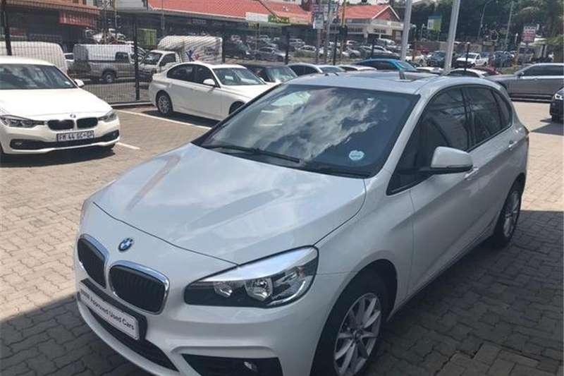 BMW 2 Series Active Tourer 218i Active Tourer Auto 2017