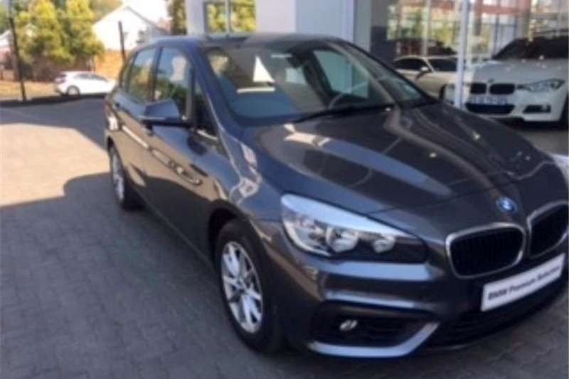 BMW 2 Series Active Tourer 220d Active Tourer Auto 2017