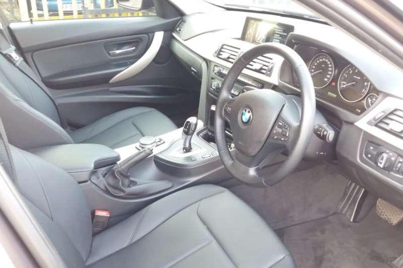 BMW 3 Series 316i M Sport auto 2015