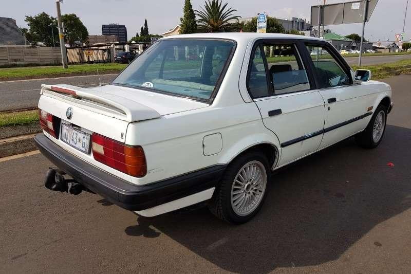 BMW 3 Series 318 e30 1992