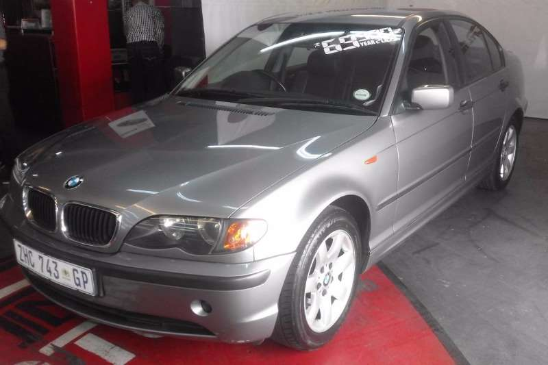 BMW 3 Series 320d 2003