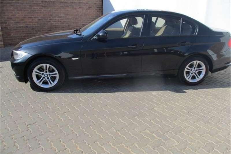 BMW 3 Series 320d 2009