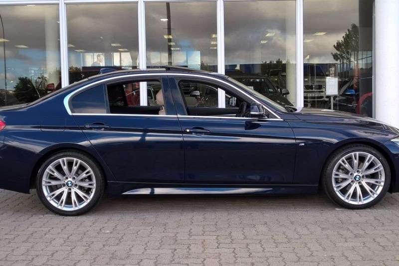 BMW 3 Series 320d 3 40 Year Edition sports auto 2016