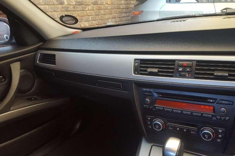 BMW 3 Series 320d auto 2008